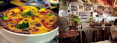 きまま料理 Kookaburra (クッカバラ):焼カレー