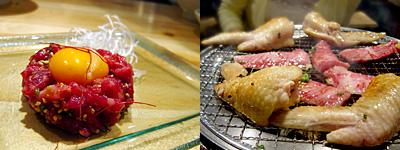 焼肉 HACHIHACHI 赤坂店:和牛ユッケ