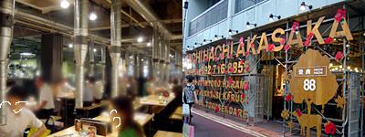 『 焼肉 HACHIHACHI(ハチハチ) 赤坂店 』