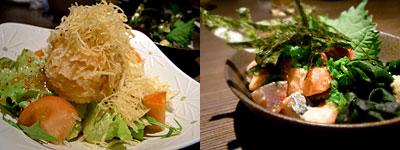 居酒屋 雅:明太子のポテトサラダ