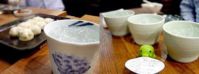 博多一口にら饅頭 一優亭:焼酎の飲み比べ3種セット
