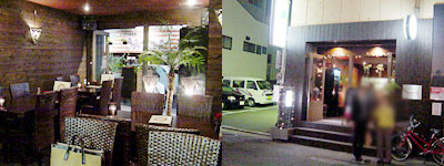 『 Resort Cafe&Bar Laguna (ラグーナ) 』