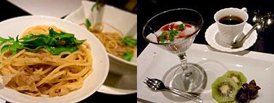 DINING&BAR SWARO(ダイニングバースワロ):パスタ