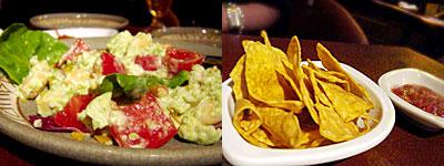メキシコ料理 ラボラーチャ:アグアカテサラダ