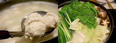 水炊き・鶏料理 はながき:水炊き