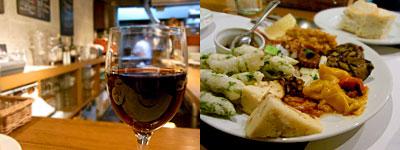 MACARONI(マカロニ):ナポリ風前菜の盛り合わせ