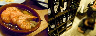 レミのおいしいビストロ居酒屋 メルシー博多:どれにしよっかな