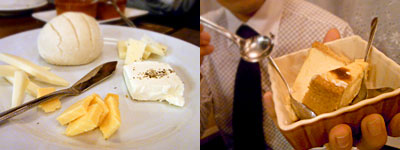 レミのおいしいビストロ居酒屋 メルシー博多:チーズ盛り合わせ