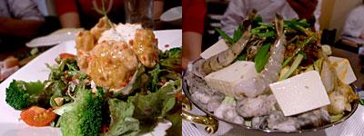炙りもつ鍋 プーラビーダ!:トムヤムクン炙りもつ鍋