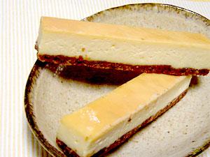 『 チーズケーキファクトリー 』のチーズバー
