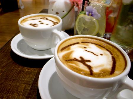 TOWER RECORDS CAFE(タワーレコードカフェ:すみっコラテ