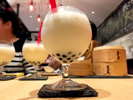 DAISANGEN 大三元 台湾飲茶:タピオカミルクティー