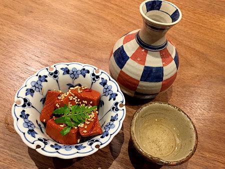赤坂こみかん:赤こんにゃく煮