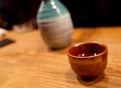 味噌汁 田:日本酒