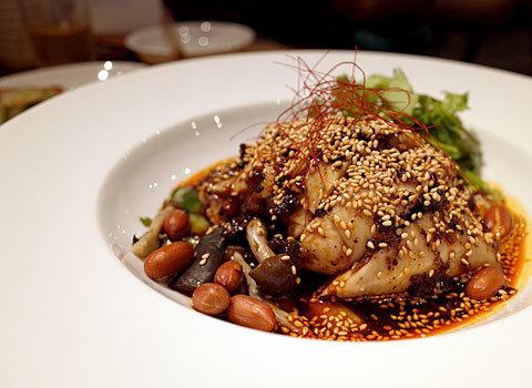 チャイナスタンド 二兎(ニト):華味鶏のよだれ鶏