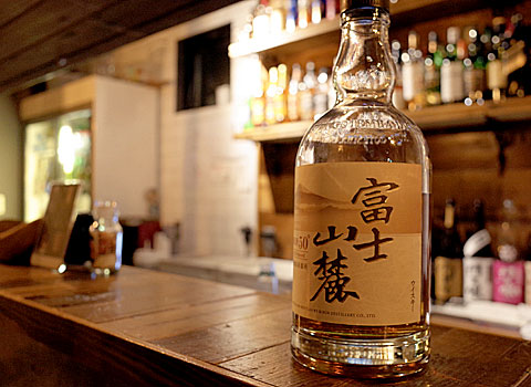 HIBARI HILLS (ヒバリヒルズ):富士山麓 樽熟原酒50度