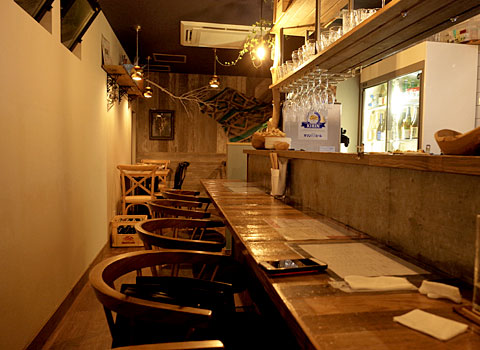 HIBARI HILLS (ヒバリヒルズ):店内