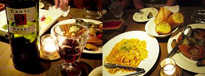 イタリア料理、CAPRi (カプリ)