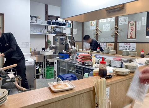 肉肴 なおちゃん:店内