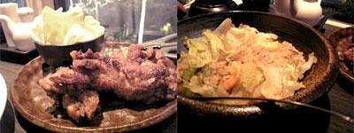 『 豚家 小野 』の豚カルビ焼