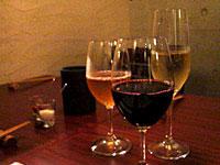 『 炭とワイン イル・フェ・ソワフ 』 ワインたち