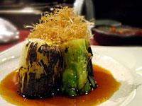 蕎麦と旬菜 晴や:下仁田ねぎ焼き