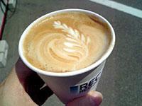 REC RE:Coffee/car:カフェラテ