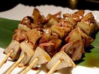 『 炭火酒家 TORI-BUDOU(とりぶどう) 』 地鶏白レバー