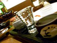 『 酒と飯 さぬいろ 』 日本酒の呑み比べミニセット