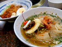 南区大楠 『 榮山(えいざん) 』 冷麺