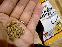 中央区大名『 キリン一番搾りFROZEN GARDEN(フローズンガーデン) 福岡 』塩炒り麦芽