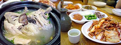 釜山旅行:夏バテ防止にも