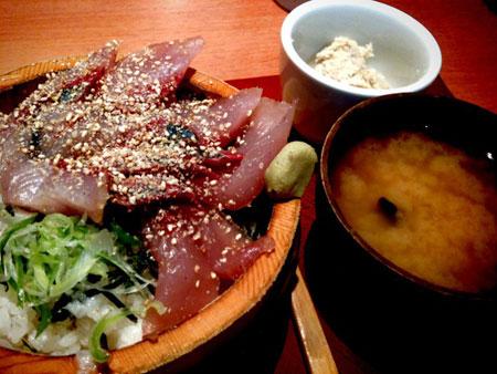 『 魚松 福岡パルコ店 』