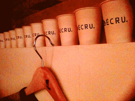 『 ECRU.(エクリュ) 』