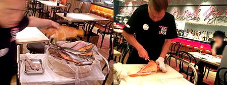 FISH&FISH (フィッシュアンドフィッシュ):大将